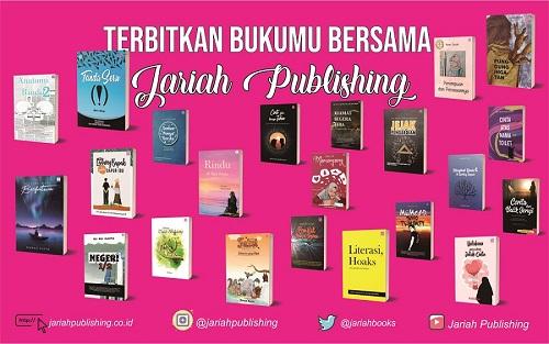 buku buku terbitan Jariah Publishing