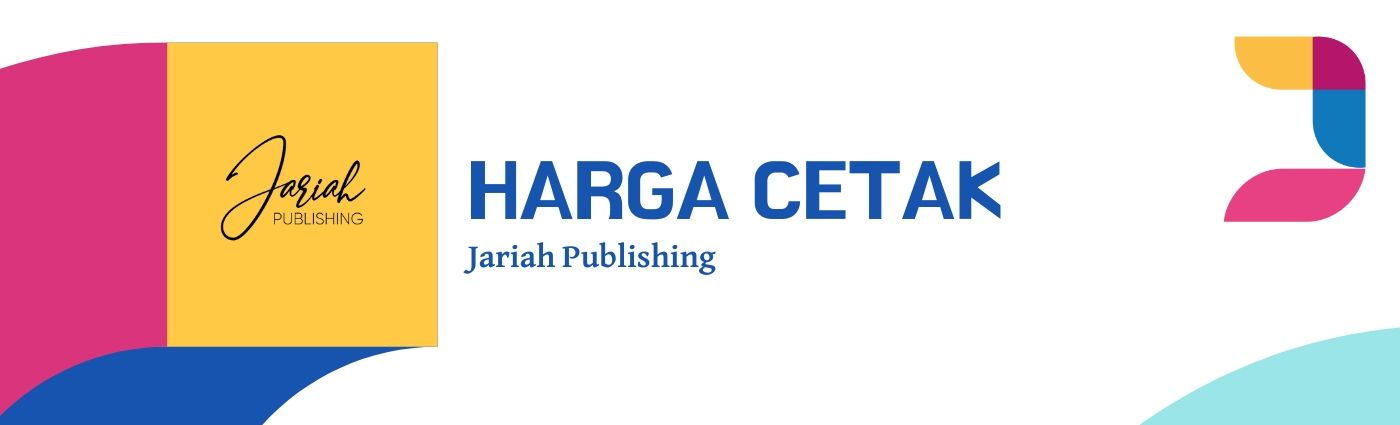 Harga Cetak Jariah Publishing