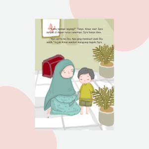 Buku Iqra dan tanda Tanya